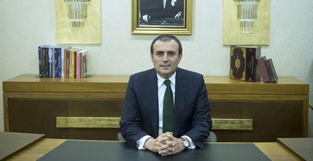'Türkiye bir güven adası olarak dimdik ayaktadır'