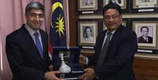 Anadolu Ajansı'na Malezya'dan ortak geldi!