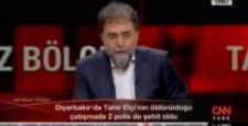 HDP'li Kışanak SMS attı, Ahmet Hakan değiştirdi