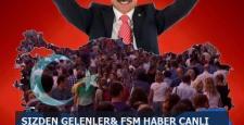 Sizden Gelenler – Fsm Haber & Fsm Tv Özel Yayın -12.01.2016