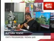 Yazarlarımız ve Şairlerimiz – Fsm Tv -27.01.2016