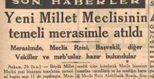 77 YIL ÖNCE BÖYLE BAŞLADI!