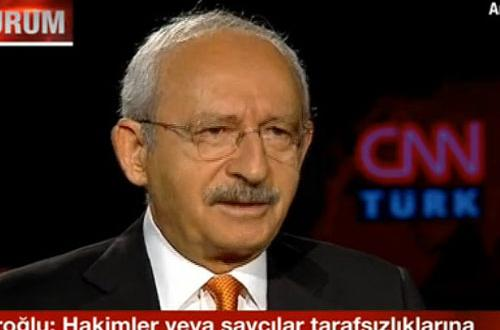 Kılıçdaroğlu'na: 'Saray'a gitmem dediniz gittiniz'