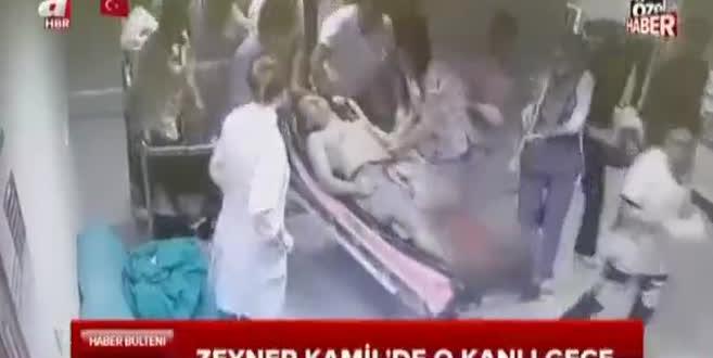 Zeynep Kamil Hastanesi'nde o kanlı gece…