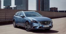 2017 Mazda 6 Wagon Yeni Tanıtım