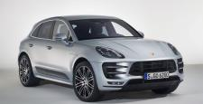2017 Porsche Macan Turbo Performans Paketi