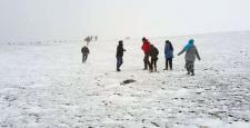 Ardahan'da kar esareti! 30 kişi mahsur kaldı