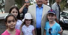 Başbakan Yıldırım'dan kabir ziyareti