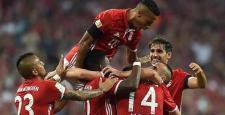 Bayern Münih deplasmanda kazandı