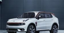2016 Lynk Co 01 Concept