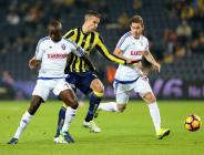 Fenerbahçe – Karabükspor maçından kareler