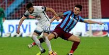 Trabzonspor – Çaykur Rizespor maçından kareler