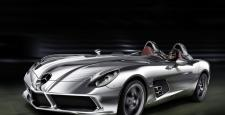 2009 Mercedes-Benz SLR Stirling Moss