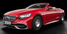 2017 Mercedes-Benz S650 Cabriolet Maybach