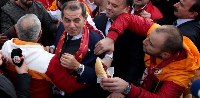 Galatasaray taraftarı 6 yıl sonra Kadıköy'de