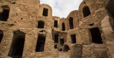 Tunus'un Çöl Sarayları
