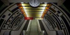Üsküdar-Ümraniye metro istasyonunda sona doğru