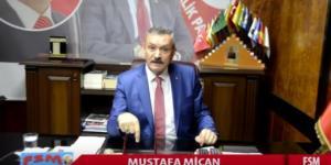 """Mustafa Mican""""15 Temmuz'da Türk Milleti Kahramanca Direndi"""""""